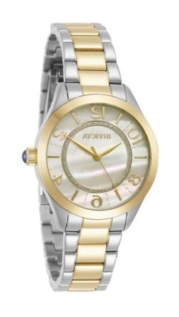 Invicta Women's Angel 31108 33mm White Dial Stainless Steel