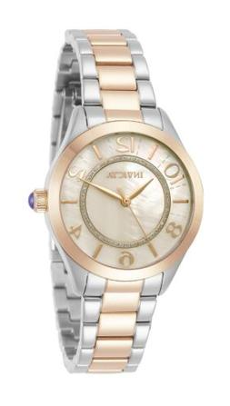 Invicta Women's Angel 31109 33mm White Dial Stainless Steel