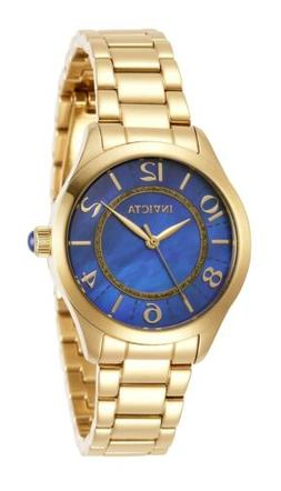 Invicta Women's Angel 31110 33mm Blue Dial Stainless Steel W