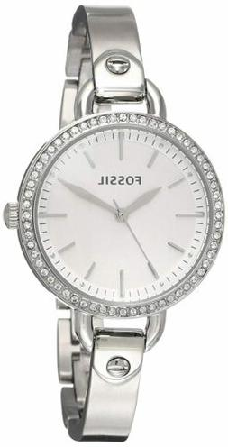 Fossil Women's 'Classic Minute' Quartz Stainless Steel Watch