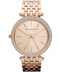 Michael Kors Women's Darci MK3192 Rose-Gold Stainless-Steel