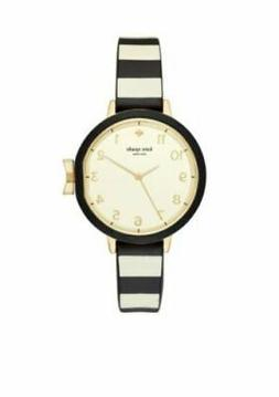 Kate Spade Women's Park Row Silicone Watch