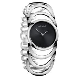 Calvin Klein Women's Quartz Watch K4G23121