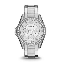 Fossil Women's Riley Multifunction Stainless Steel Watch ES3
