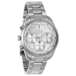 Invicta Women's Watch Specialty Silver Tone Dial Stainless S