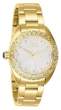 Invicta Women's Wildflower 28830 35mm Silver Dial Stainless
