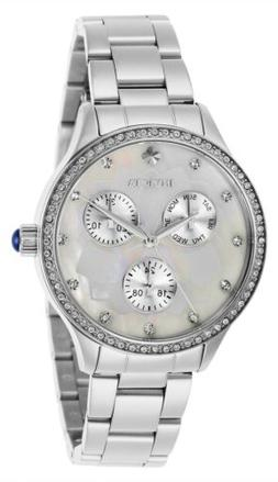 Invicta Women's Wildflower 29090 35mm White Dial Stainless S