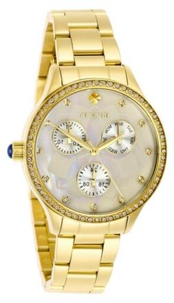 Invicta Women's Wildflower 29093 35mm White Dial Stainless S