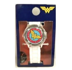 Wonder Woman Analog Watch with Spinner Dial